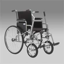 Кресло-коляска инвалидная H005 Armed с рычажным приводом