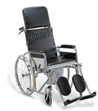 Кресло-коляска с санитарным оснащением FS609GC
