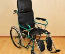Коляска инвалидная FS 902 GC-41