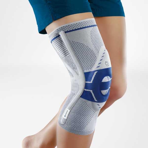 Ортез на коленный сустав genu train кинезотерапия при повреждении коленного сустава