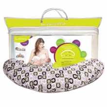 Подушка BANANA Lum F-512 для беременных и малышей