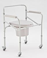 Кресло-коляска  с санитарным устройством Н005В
