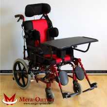 Коляска инвалидная LK 6007-35 AЕР (ДЦП)