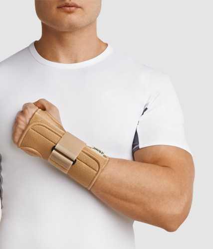 Ортез на лучезапястный сустав и суставы большого пальца wrs-302 болит сустав большого пальца при ходьбе и изменилась походка