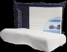 Анатомическая подушка OrtoSleep Termogel Premium I